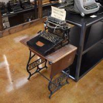 Caligraph 1885 typewriter