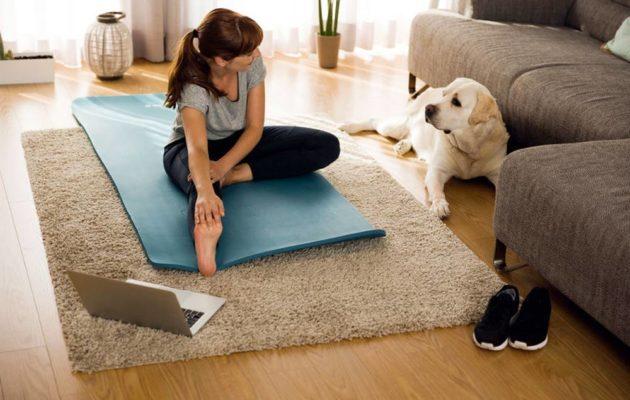 streaming yoga