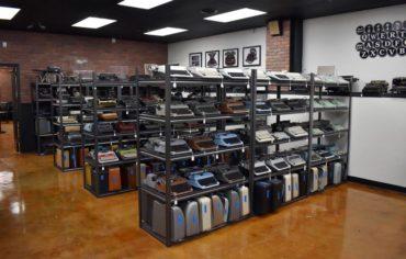 Typewriter Museum
