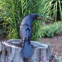 Raven by Gunter Reimnitz