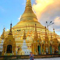 Shwedagon Temple, Yangon