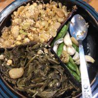 National dish of Myanmar — Tea Leaf Salad