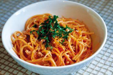 Creamy One-Pot Spaghetti