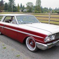 Perkerewicz's '64 Ford Fairlane station wagon
