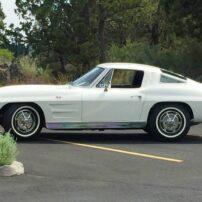Smalley's '63 Corvette split window