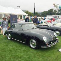 Smalley's '59 Porsche 356 A