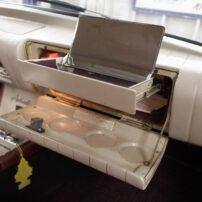 Perkerewicz's '63 Studebaker Avanti glove box
