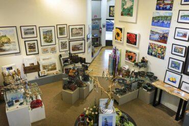 Ebb Tide Art Gallery, Gig Harbor