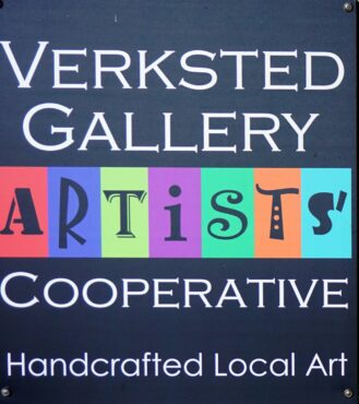 Verksted Art Gallery