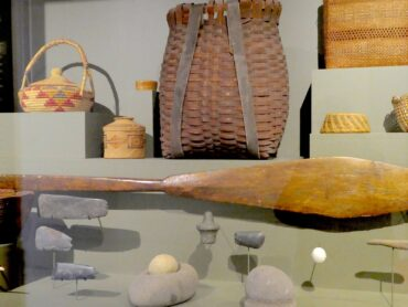 Native-made objects