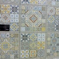 Traditional tile designs gone modern