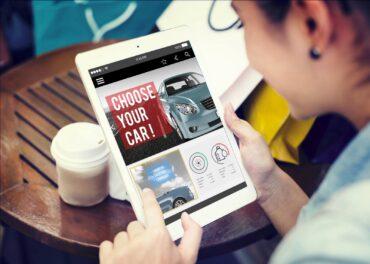 virtual car shopping