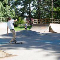 Poulsbo's Raab Park Skate Park