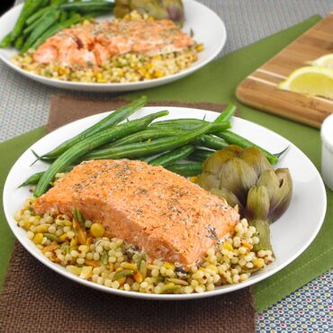 Baked salmon was a favorite of second President John Adams and 21st President Chester Arthur.