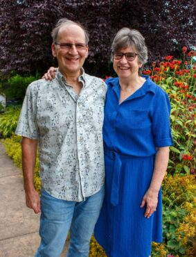 Gordon and Janet Knudsen