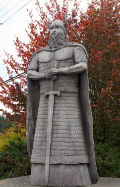 Velkommen til Poulsbo, the Viking City