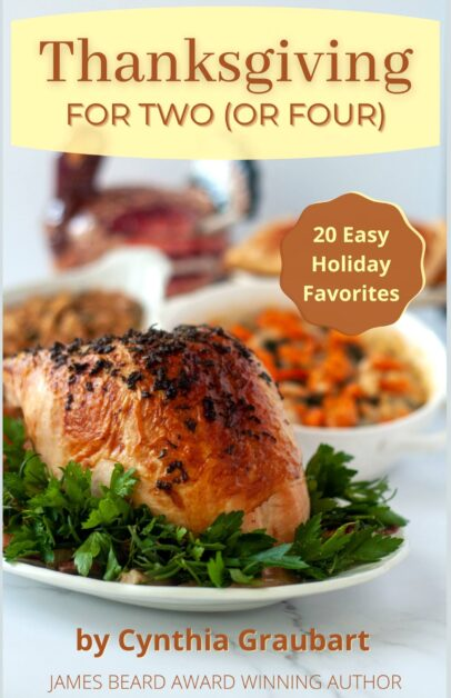 Book: Thanksgiving for 2 or 4