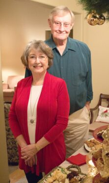 Dan and Nancy Davenport
