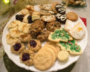Christmas Lights and Cookie Delights