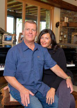 Dean and Sherri Church