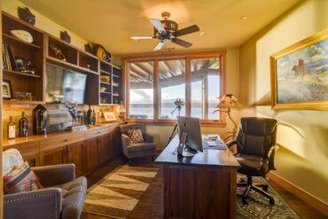 Dean Church's office
