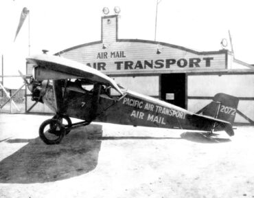 Ryan M-1 Pacific Air Transport P.A.T. Photo from the San Diego Air and Space Museum Archive, via The Commons on Flickr