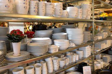 French Pillivuyt porcelaine