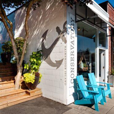 Conservatory Coastal Home (Photo courtesy David Cohen)