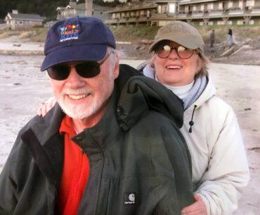 Arthur and Wendy Davenport