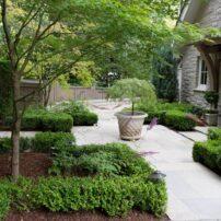A Classic Garden