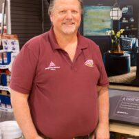 Jeff Tapp, manager, Bainbridge Island