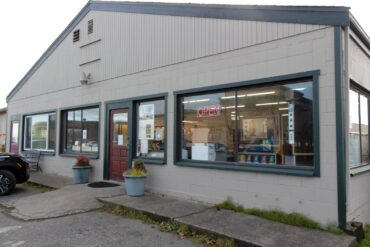 Port Townsend store