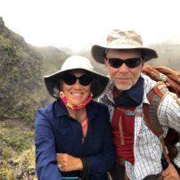 Hiking Haleakala Crater
