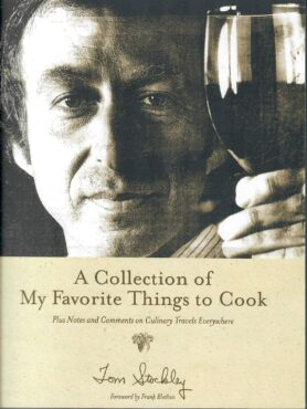 Book - A Collection of My Favorite Things to Cook