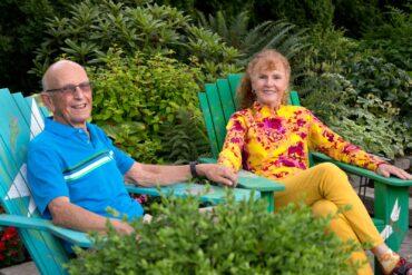 David and Susan Crossland