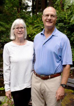 Bob and Jane Ostericher