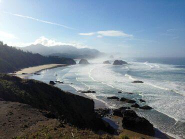 Highway 101 on the Oregon Coast