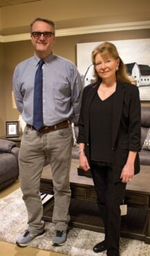Owners Steve Ford and Kathy Christensen