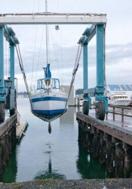 Yachtfish Marine (Photo courtesy Lary Coppola)
