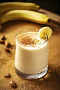 Banana Breakfast Shake
