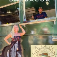 Owners Daniel Miller and Nettie Martini of Barbacoa Food Truck travel all over for private events and park at businesses in Kitsap County.