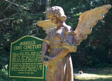 Jarrell's Cove Cemetery