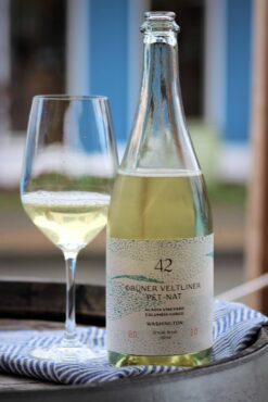 State 42 Grüner (Photo courtesy State 42 Winery)