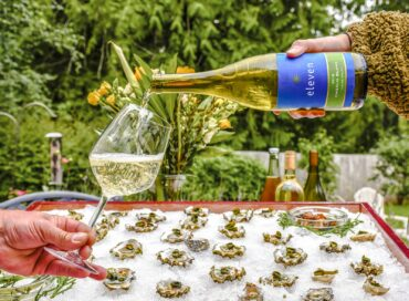 Eleven Winery Chenin Blanc (Photo courtesy Natalya Neihaus)