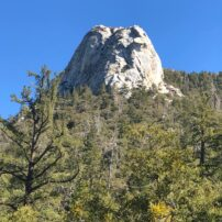Tahquitz Peak, Idyllwild