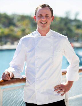 Chef Sam Spiva