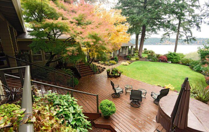 Garden in fall 2020 (Photo courtesy Stan Noel)