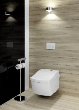 Toto wall-hung washlet NEOREST AC in cotton white