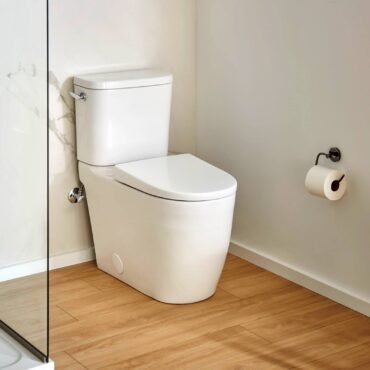GROHE two-piece, skirted Essence in white