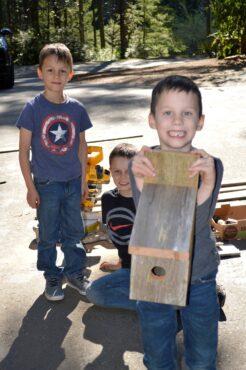 The Birdhouse Boys